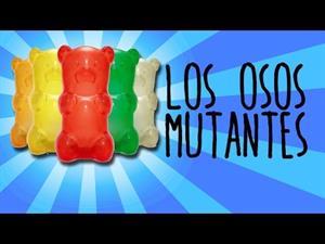 Los ositos mutantes (Experimentos caseros)