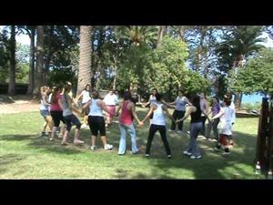 Sibirskaja, danza de Rusia -Escuela Oficial de Tiempo Libre, Santander 2011-
