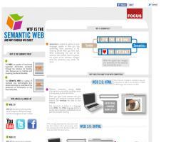 ¿Qúe es la Web semántica?