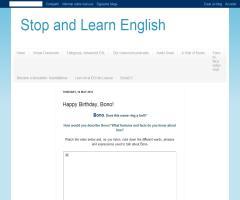 ¿Le deseas feliz cumpleaños a Bono?