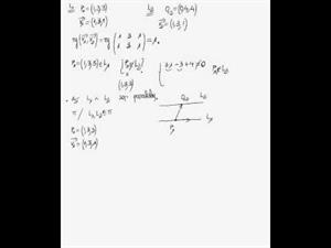 Posición relativa y cálculo de planos paralelos