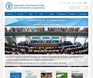 FAO: Alimentar la mente para combatir el hambre