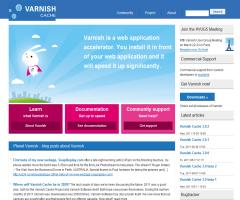 Varnish cache,  makes websites fly