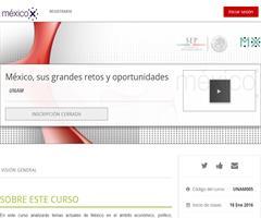 MOOC México, sus grandes retos y oportunidades