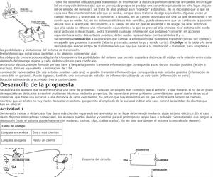 Diseño de sistemas simples de comunicación