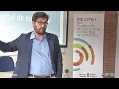 """GNOSS participa en el taller  #Navarraindustria4.0  """"Liderazgo, cambios organizativos y formativos para digitalizar una empresa"""". Pamplona, 20 abril de 2016"""