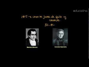 Argentina: Declaración de la Independencia - I