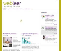 Webteer - sucesso no comércio/empresas on line