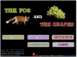 The Fox and the grapex