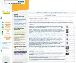 biogeociencias.com: Web mediambiental sobre ciencias naturales
