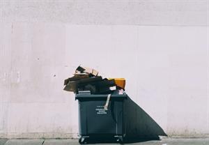 ¿Cómo funciona la separación de basuras? La  separación de materiales en función de la densidad. Experimento de Medio ambiente