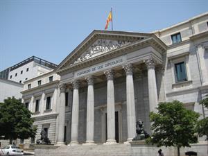 Organización de España (Proyecto Agrega)