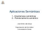 RDF: arquitecturas web y posicionamiento semántico