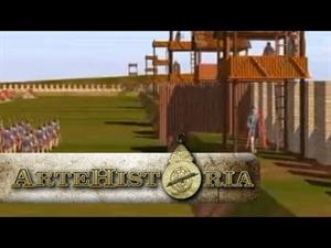 Legiones romanas en Hispania (Artehistoria)
