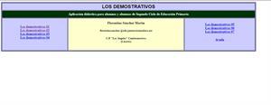 Determinantes demostrativos