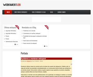 Webquest.es: crea webquest y cazas del tesoro en la web