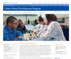 Comer School Development Program