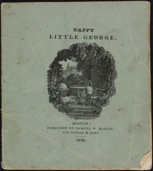 Happy little George (International Children's Digital Library)