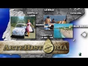 Turismo y economía española (artehistoria)