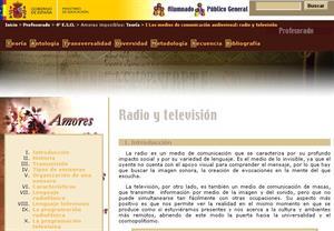Los medios de comunicación audiovisual: radio y televisión