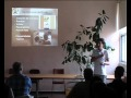 Redes Sociales para Educar #redesedu12: Borja Martínez (Escolapios, Bilbao Taller de cocina)