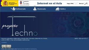 Techno: Tecnología Industrial de Bachillerato.