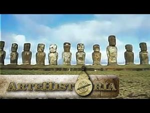 Documental la Isla de Pascua. Los moai