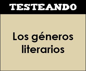 Trivial de los géneros literarios
