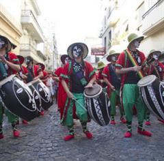 Pedro Figari: pintor de la ciudad colonial y los candombes