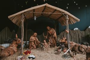 Jesús el dulce viene (poema de Juan Ramón Jiménez)