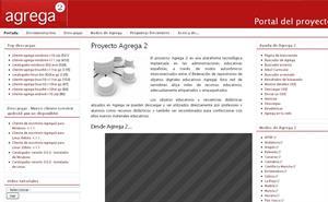 Agrega: un buscador web avanzado de recursos educativos