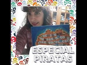 Piratas juego teatro