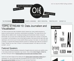 Data Journalism and Visualization (Open Knowledge Foundation)