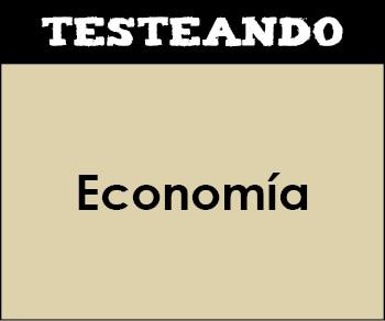 Economía - Asignatura completa. 1º Bachillerato (Testeando)