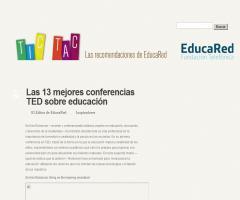 Las 13 mejores conferencias TED sobre educación | EducaRed