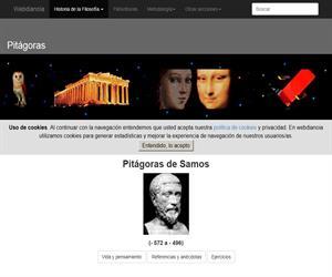 Pitágoras de Samos: Vida, Obras, Fragmentos, Anécdotas y Ejercicios
