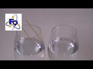 Experimento de Física: Resonancia con dos copas (II)