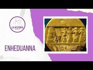 Enheduanna, la primera escritora de la historia