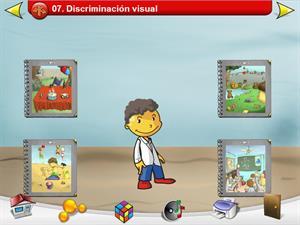 Mira mis fotos. Discriminación visual para Educación Especial