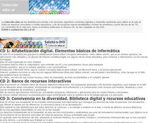 DVD 1 - Colección educ.ar