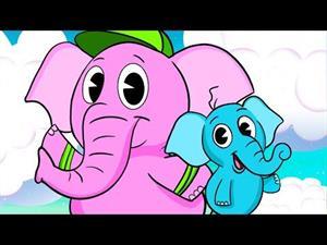 Un elefante se balanceaba (canción para niños)