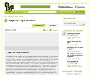 La fageda dels cingles de Tavertet (Edu3.cat)