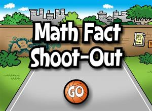 Math Facts Basketball (abcya.com)