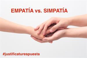 Cómo enseñar la diferencia entre empatía y simpatía