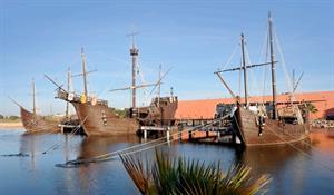 El último viaje de Cristobal Colón (parte I). Canal Historia