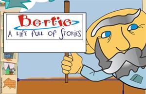 Bertie. A life of full stories, unidad didáctica de inglés 4º ESO (Cidead)