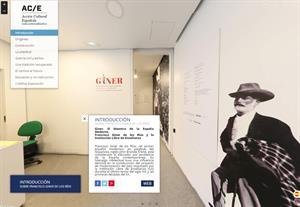 Giner. El maestro de la España moderna (Exposición virtual)