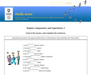 Comparatives and Superlatives (web2.uvcs.uvic)