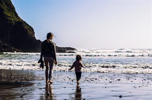 Cómo ayudar al niño en el duelo