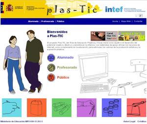 Plas-TIC: Proyecto de Educación Plástica y Visual